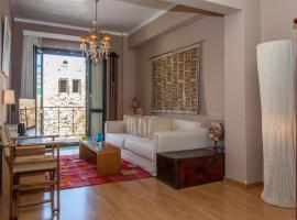 Spolia Art Maison, budget hotel in Chania Town