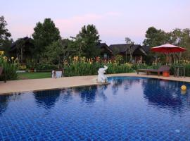 Sawasdee Sukhothai Resort, hotel with pools in Sukhothai