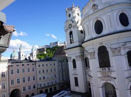 Apartment at Mozart-Geburtshaus, hotel near Salzburg Cathedral, Salzburg