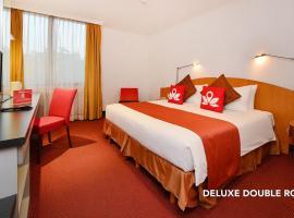 ZEN Rooms Stevens Road: Singapur, Ulusal Üniversite Hastanesi yakınında bir otel