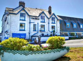 The Lion Hotel, hotel in Criccieth