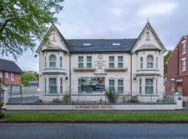 A Park View Hotel, hotel near Stafford Castle, Wolverhampton