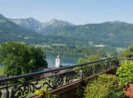 The View, hotel in St. Wolfgang
