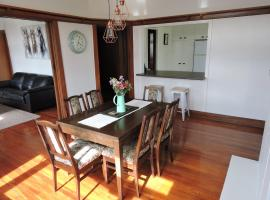 Hampden Cottage, hotel in Hokitika