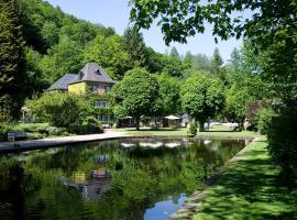 Auberge Du Moulin Hideux, hotel in Bouillon