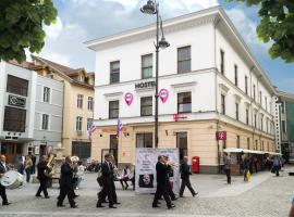 B13 Hostel, hostel in Sibiu