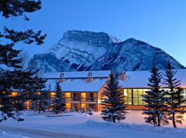 Douglas Fir Resort & Chalets, hotel in Banff
