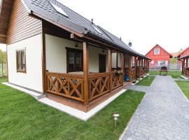 Domki na Pieknej, resort village in Niechorze