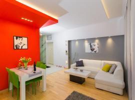 Apartment TI&MI, resort in Split