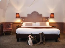 La Maison des Armateurs, отель в Сен-Мало