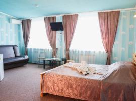"Hotel ""Semiya"", отель в Кургане"