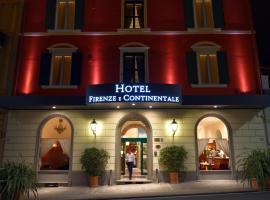 Hotel Firenze e Continentale, hotel a La Spezia