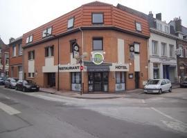 Hotel Restaurant La Cuis'in, hotel dicht bij: Dunkerque Hospital, Coudekerque-Branche