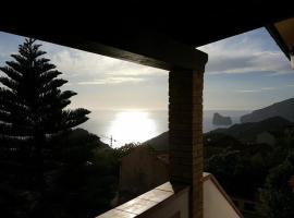 Punta Speranza, holiday home in Nebida