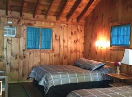 Amber Lantern Motel, motel in Lake George