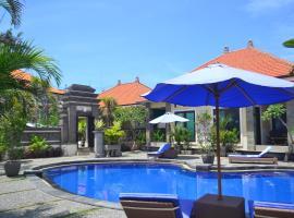 Taman Damai Bungalow, hotel near Benoa Harbour, Nusa Dua
