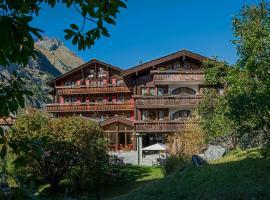 Hotel Dufour Chalet, hotel in Zermatt