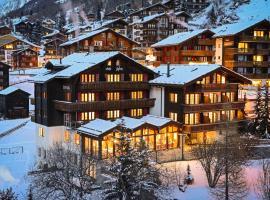 Hotel Dufour Chalet, hotel near Findelbahn, Zermatt