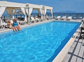 Sacallis Inn Beach Hotel, hotel in Kefalos