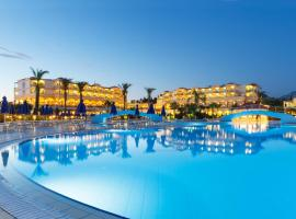 Lindos Princess Beach Hotel, golf hotel in Lartos