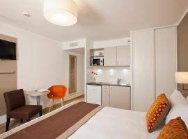 Residhome Paris Rosa Parks, serviced apartment in Paris