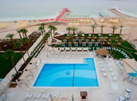 Herods Dead Sea – A Premium Collection by Fattal Hotels, hotel in Neve Zohar