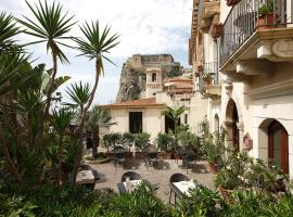 Hotel Palazzo Krataiis, hotel a Scilla