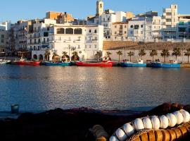 Hotel del Port, hotel a prop de Delta de l'Ebre, a l'Ametlla de Mar