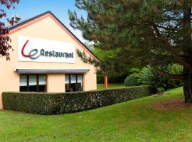Kyriad Direct Evreux, accessible hotel in Évreux