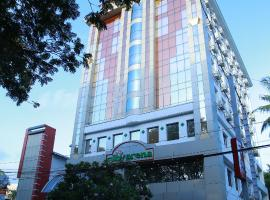 The Ruby Arena, hotel in Trivandrum