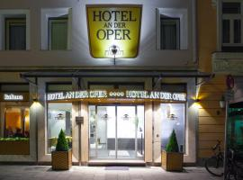 Hotel an der Oper, hotel in Altstadt-Lehel, Munich