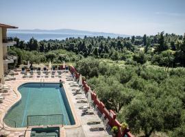 Hotel Ilios, hotel in Kriopigi