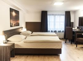 Pergamin Apartments, hotel a Cracovia