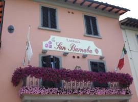 Locanda San Barnaba, hotell i Scarperia