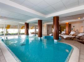 Hotel Villa Sorriso, отель в городе Лидо-ди-Езоло