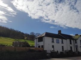 The Kestrel Inn, B&B in Crickhowell