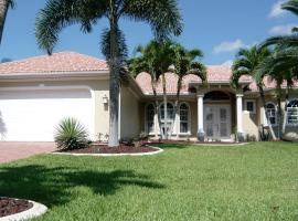 Villa Cape Florida, holiday rental in Cape Coral
