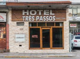 Hotel Três Passos - Prox ao Aeroporto e Rodoviária, hotel near Salgado Filho Airport - POA, Porto Alegre