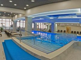 Okhotnik Hotel & Spa, pet-friendly hotel in Adler