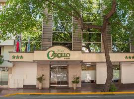 Hotel Carollo, hotel near Independencia Square, Mendoza