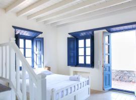 Calmness & Spiritual Patmos Villa, hotel a Patmo (Patmos)