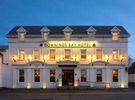 Downings Bay Hotel, hotel near Portsalon Golf Club, Downings