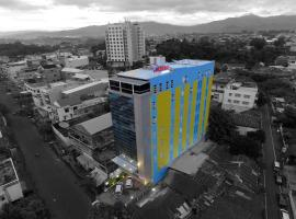 JLE'S Hotel, hotel di Manado