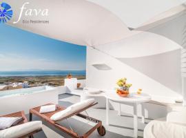 Fava Eco Suites, hotel in Oia