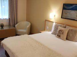 Travel Plaza Hotel, hotel in Desborough