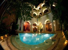 Hotel San Pedro Suite, hotel in Cartagena de Indias