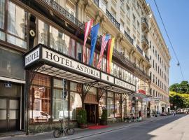 Austria Trend Hotel Astoria Wien, hotel near House of Music, Vienna