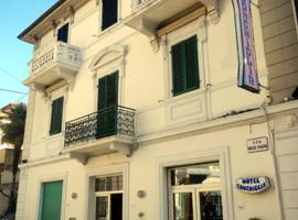 Hotel Conchiglia, hotell i Montecatini Terme