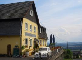 Restaurant und Gasthaus Zur Burgschänke, hotel in Aremberg
