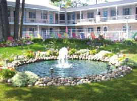 American Boutique Inn - Lakeview, motel in Mackinaw City